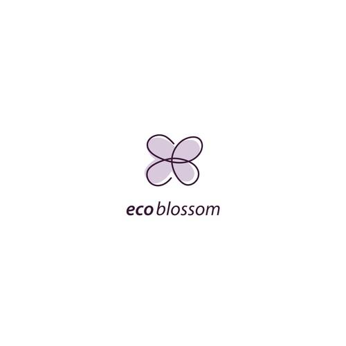 Eco Blossom Logo