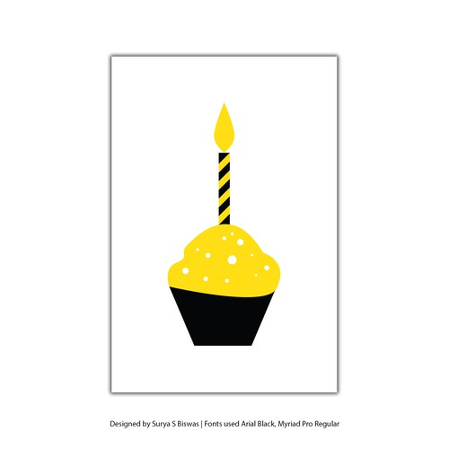 Birthday Card for Boplan