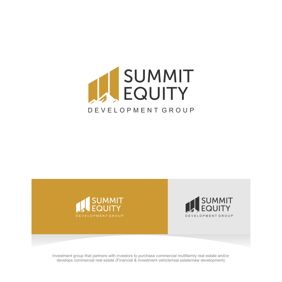 design an attractive investment company logo