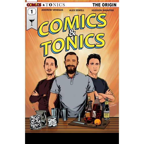 Comics and Tonics