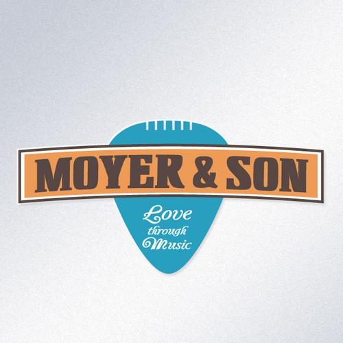 Create the next logo for Moyer & Son