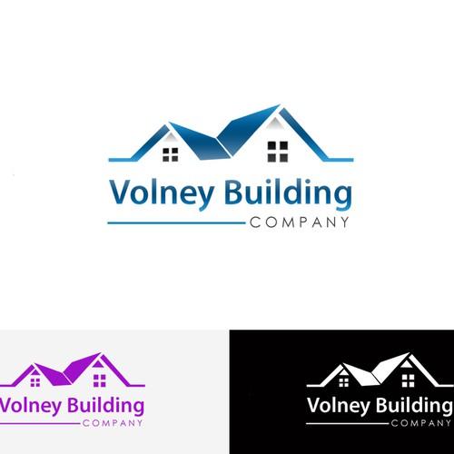Create the next logo for Volney Building Company