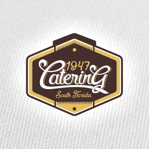 Vintage Catering Logo