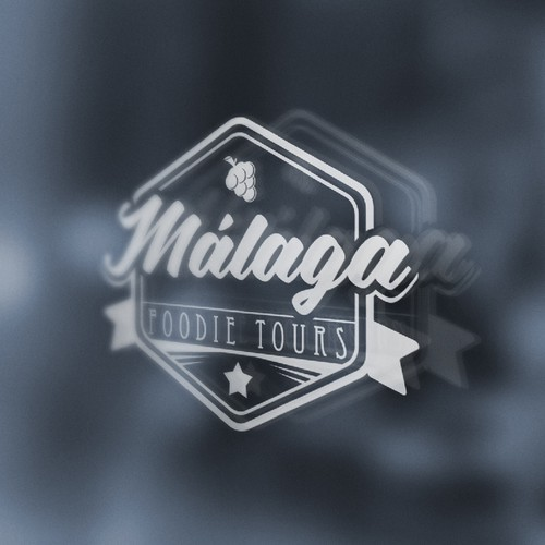 MÁLAGA FOODIE TOURS needs a fresh Logo and a website to completely attract tourists