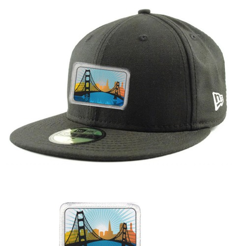Create a Stylish Hat Patch for Skyline Supply (Illustrators needed!)