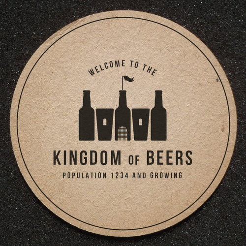 Conquer the kingdom of beers