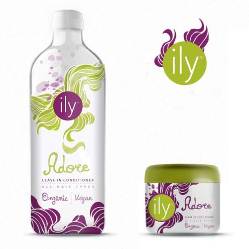 premium hair and skin care packaging