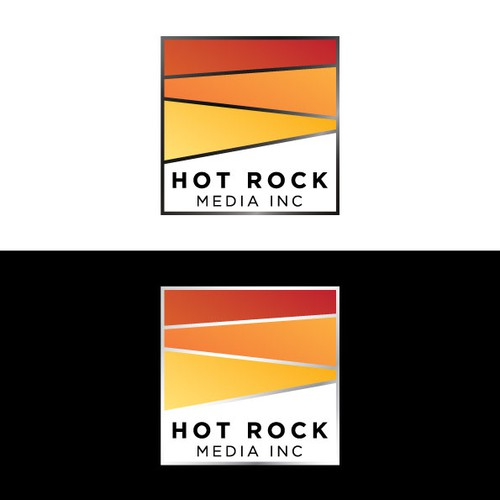 logo for Hot Rock Media Inc
