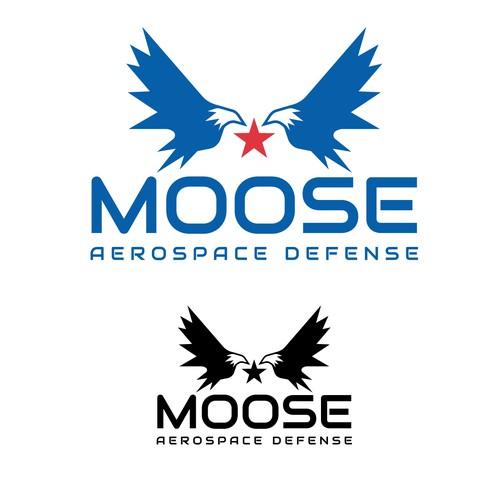 Moose Aerospace Defense logo