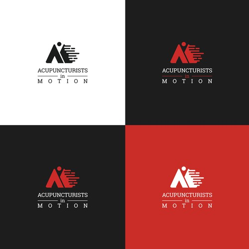 Acupuncturists in Motion logo