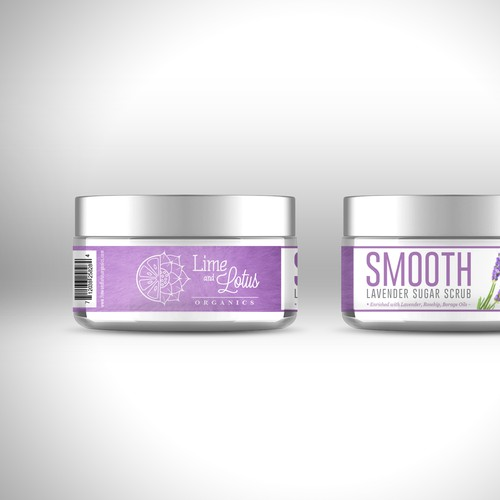 Packaging concept for lime & lotus