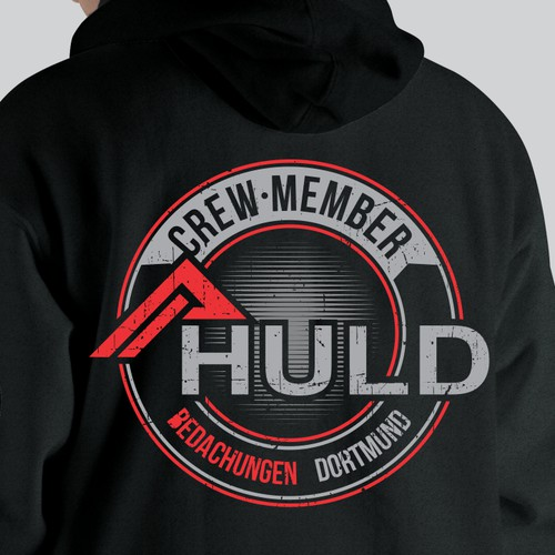 Huld T-shirt Design