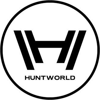 HuntWorld Logo Design