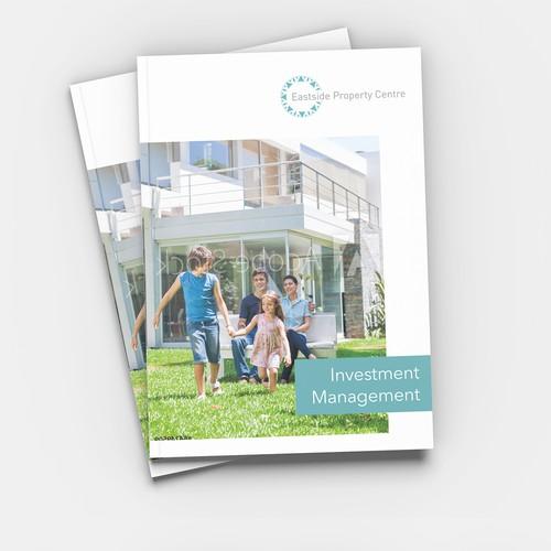 Modern Minimalistic booklet design