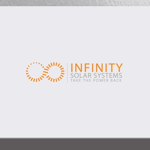 Brand identity concept for solar energy company