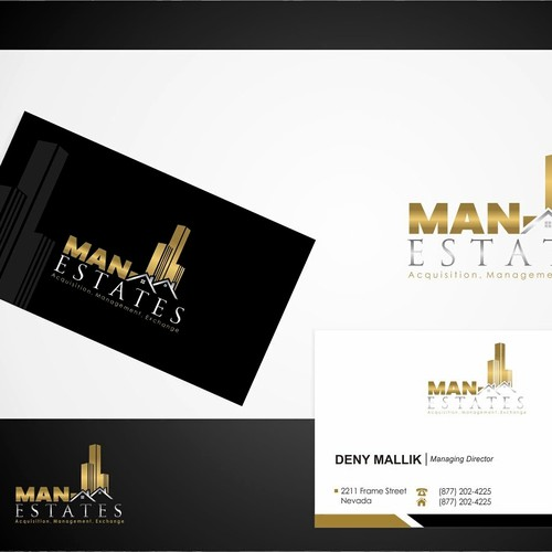 Man Estates Logo