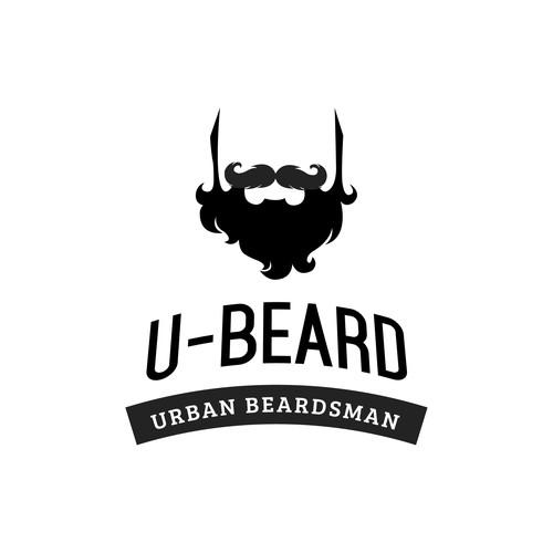 U-Beard Logo