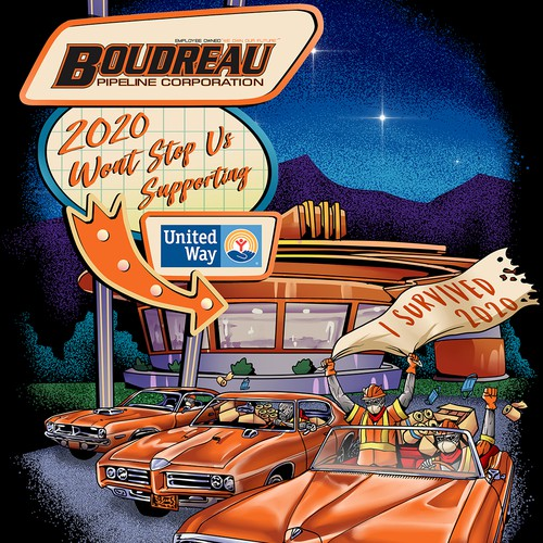 Automotive Metal T-shirt