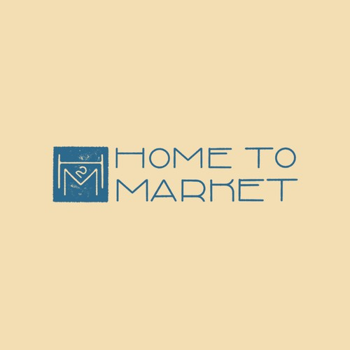 Logo concept for Home 2 Market