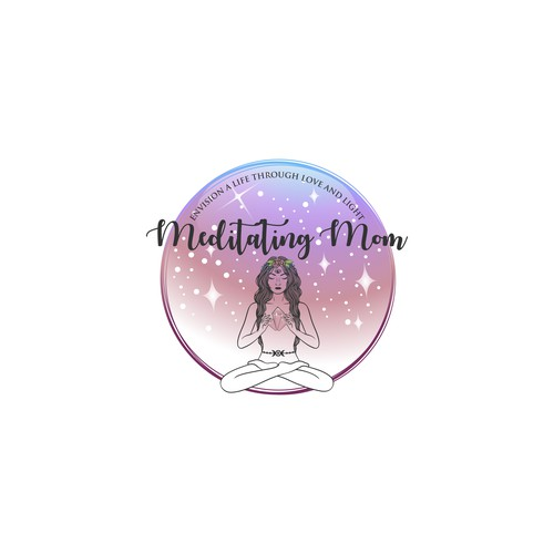 Meditating Mom Contest