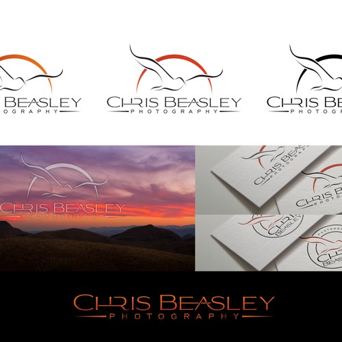 Create a Professional but Original Nature Photography Logo for an up and coming Photographer