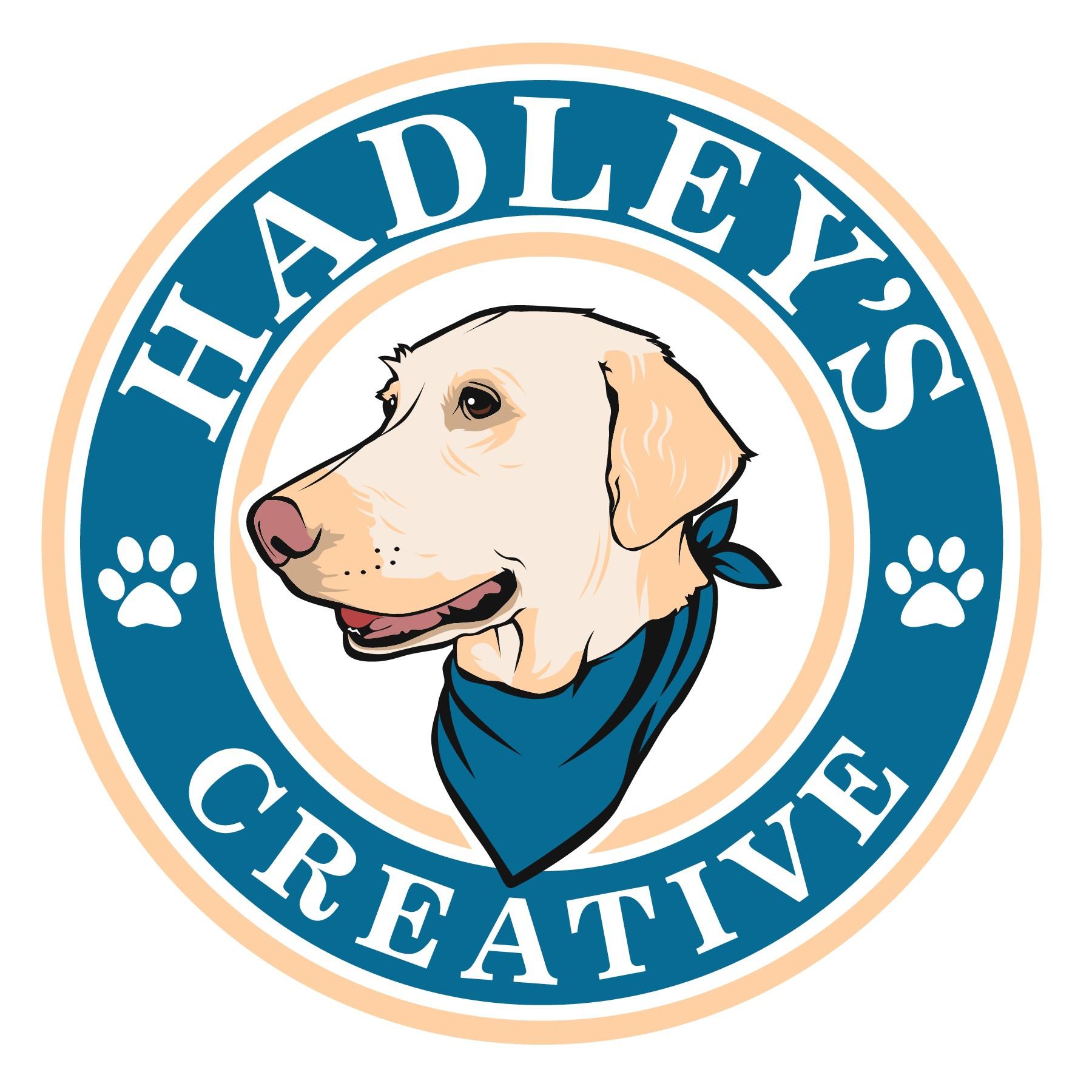 Create a captivating original logo for Hadley's Creative
