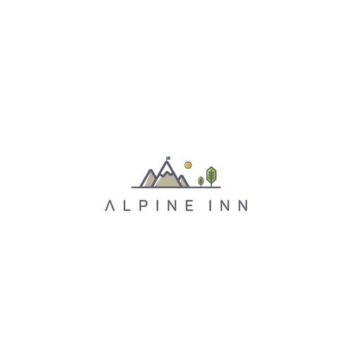 Logo for Alpine Inn