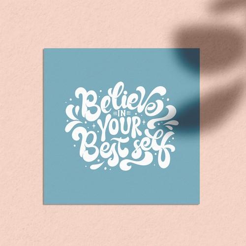 Believe in your best self
