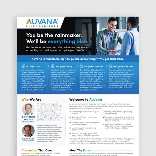 Auvana Design Brochure
