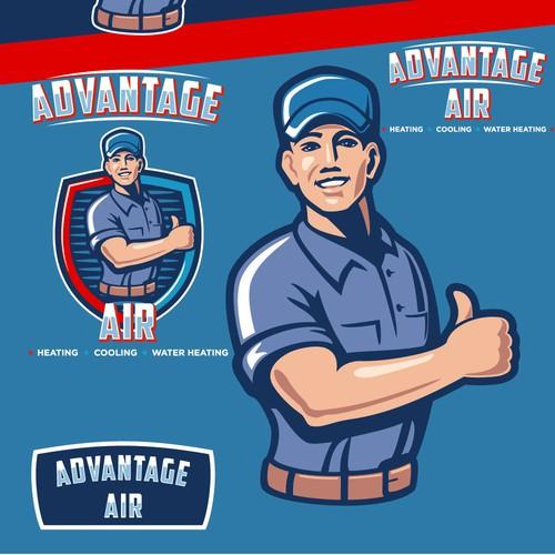Agvantage air