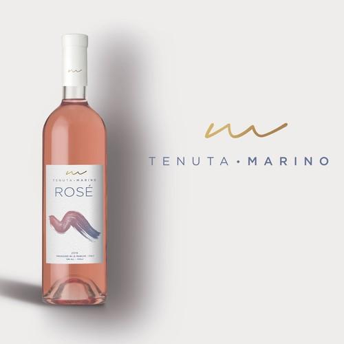 Label wine Design