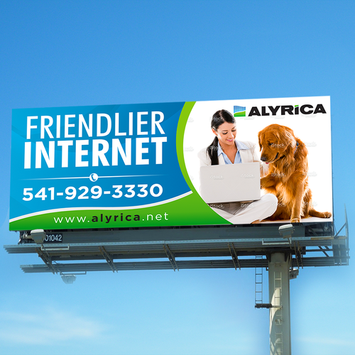 Internet Provider Billboard