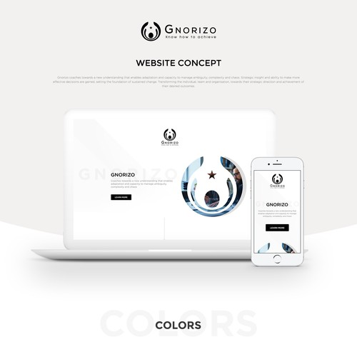 Gnorizo Web Design Presentation