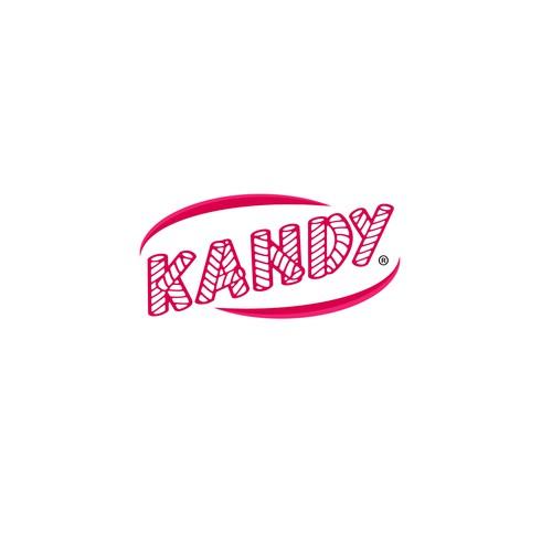 Kandy - Logo Evolution