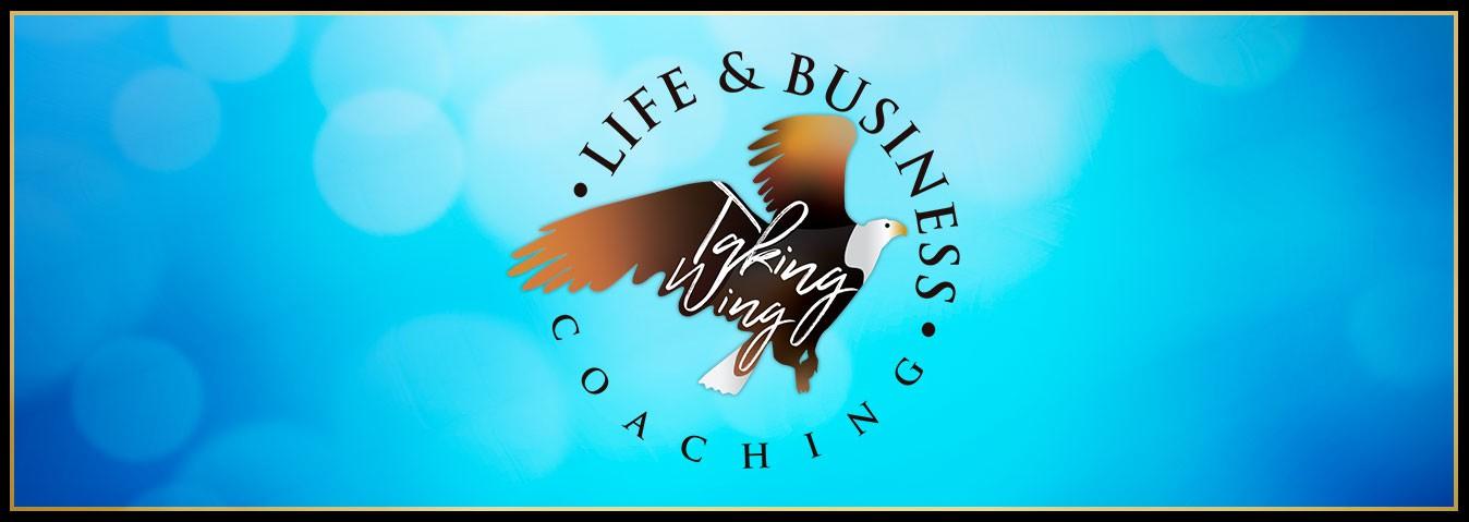 Taking Wing Business Logo