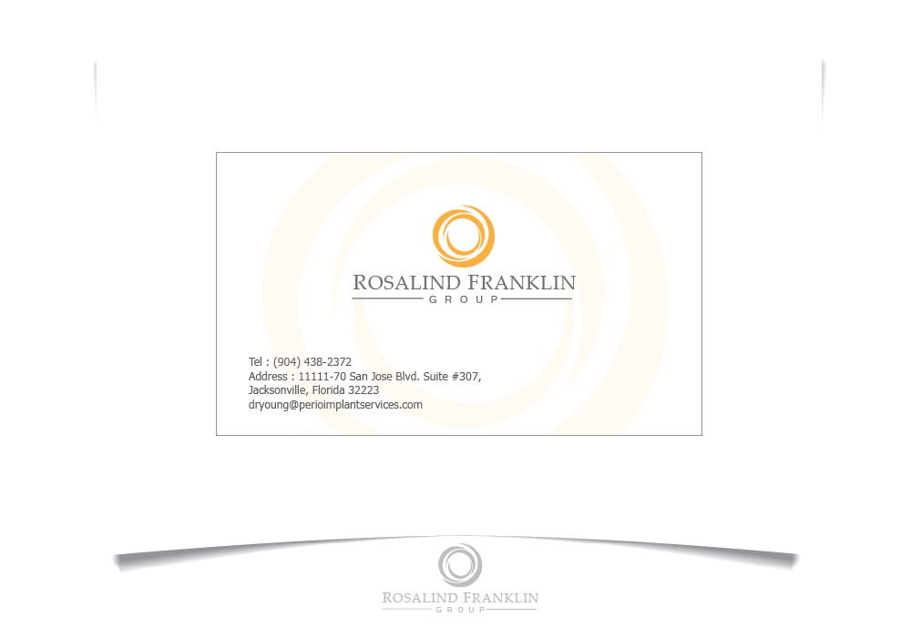 New logo wanted for Rosalind Franklin Group