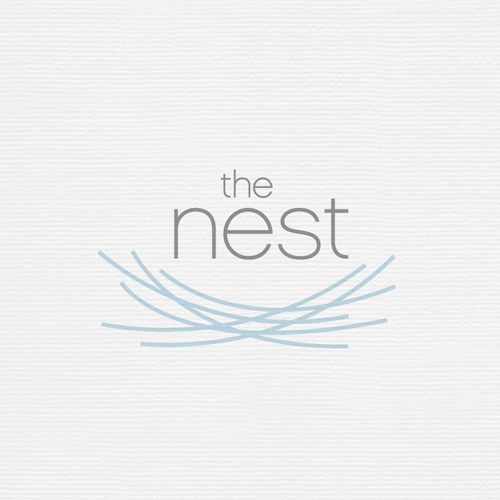 logo for the Nest