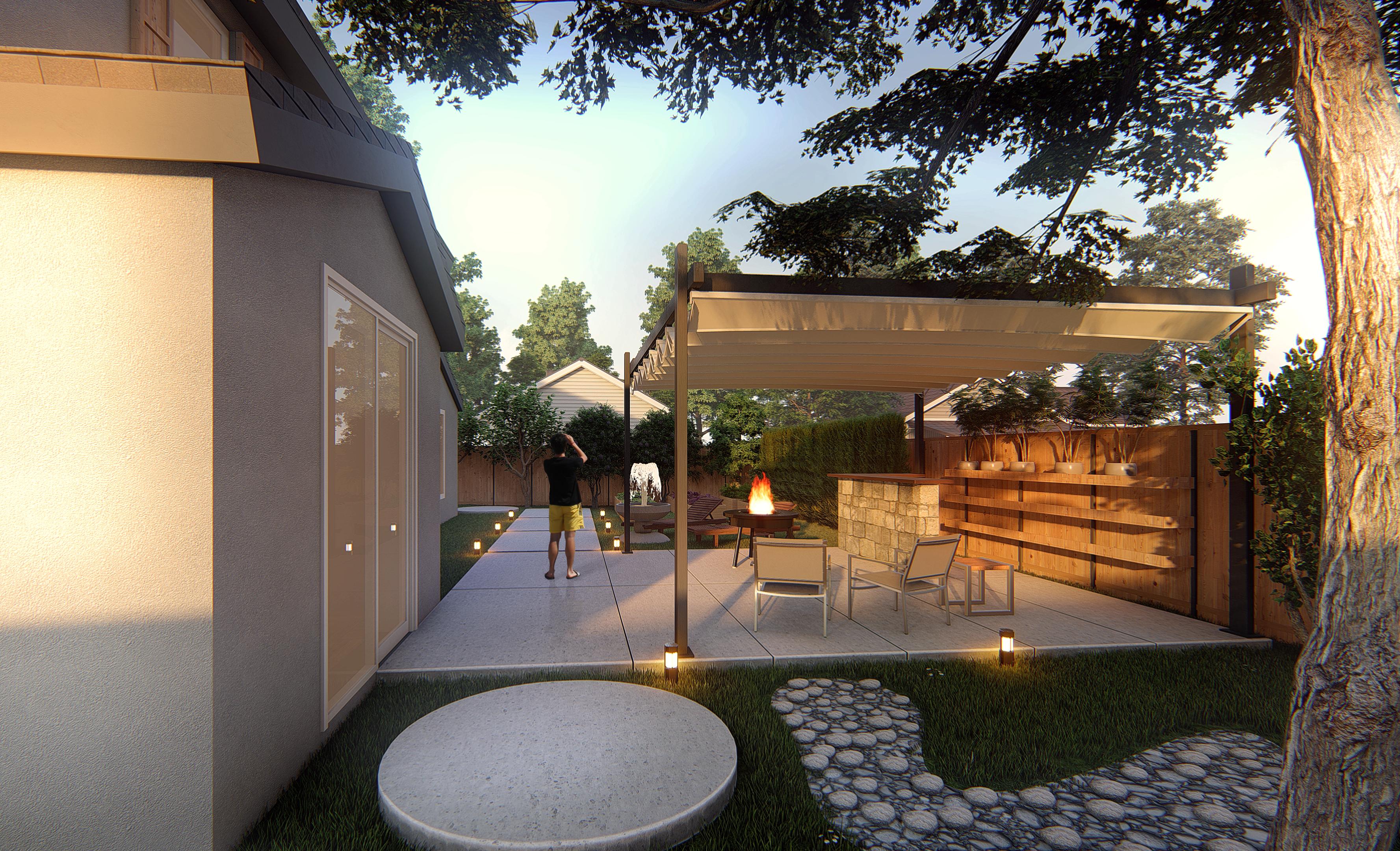 ✨Fresh Landscape 🌴 Architecture 🏛️Project ✨