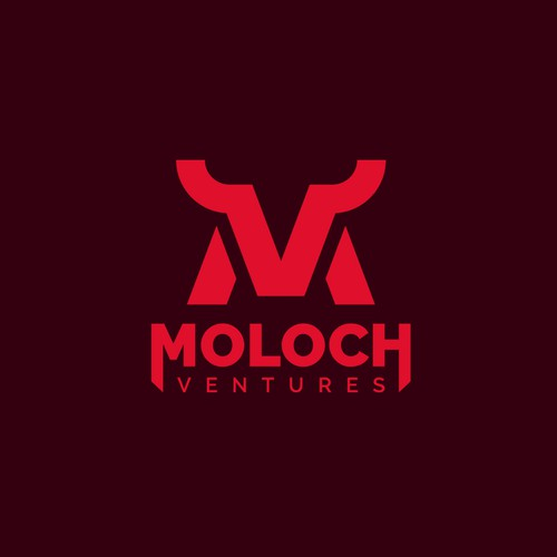 Simple bold for Moloch Ventures