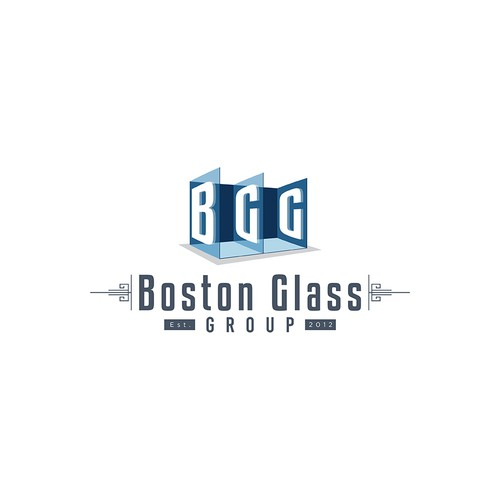 Logo for Boston Glass Group