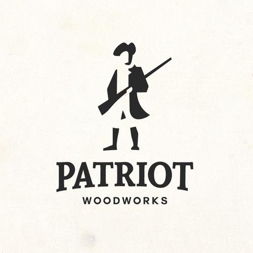 Create Minutemen inspired logo for luxury brand