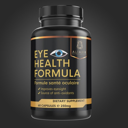 Vitamin Supplement for Eye health