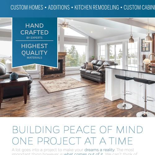 Jumbo post card for renovator-carpenter