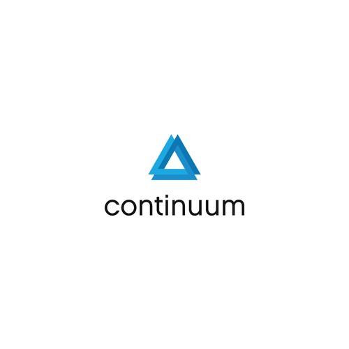 Contiuum logo concept