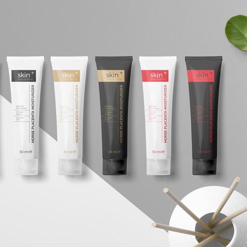 Packaging for Skin+