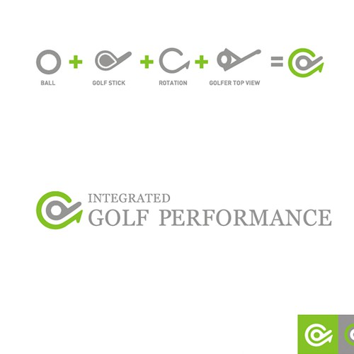 Help Integrated Golf Performance with a new logo
