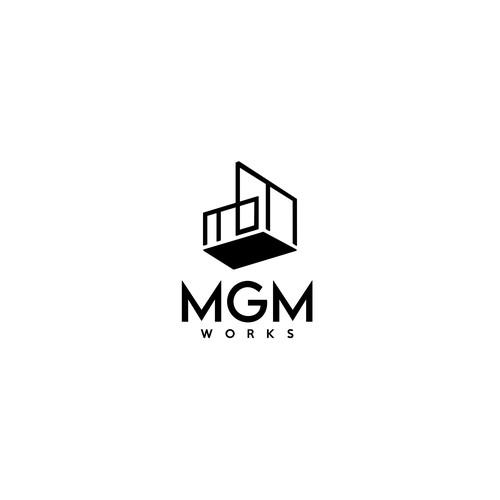 CREATIVE MGM LOGO
