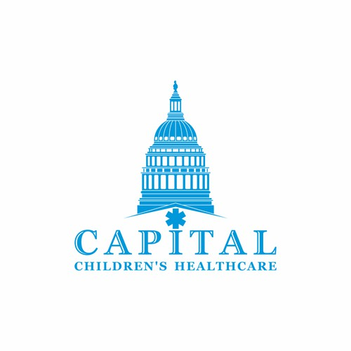 Simple Design for Capital Children's Healthcare