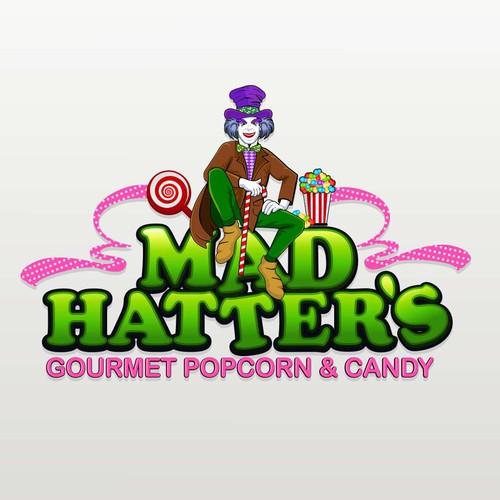 Mad Hatter's logo