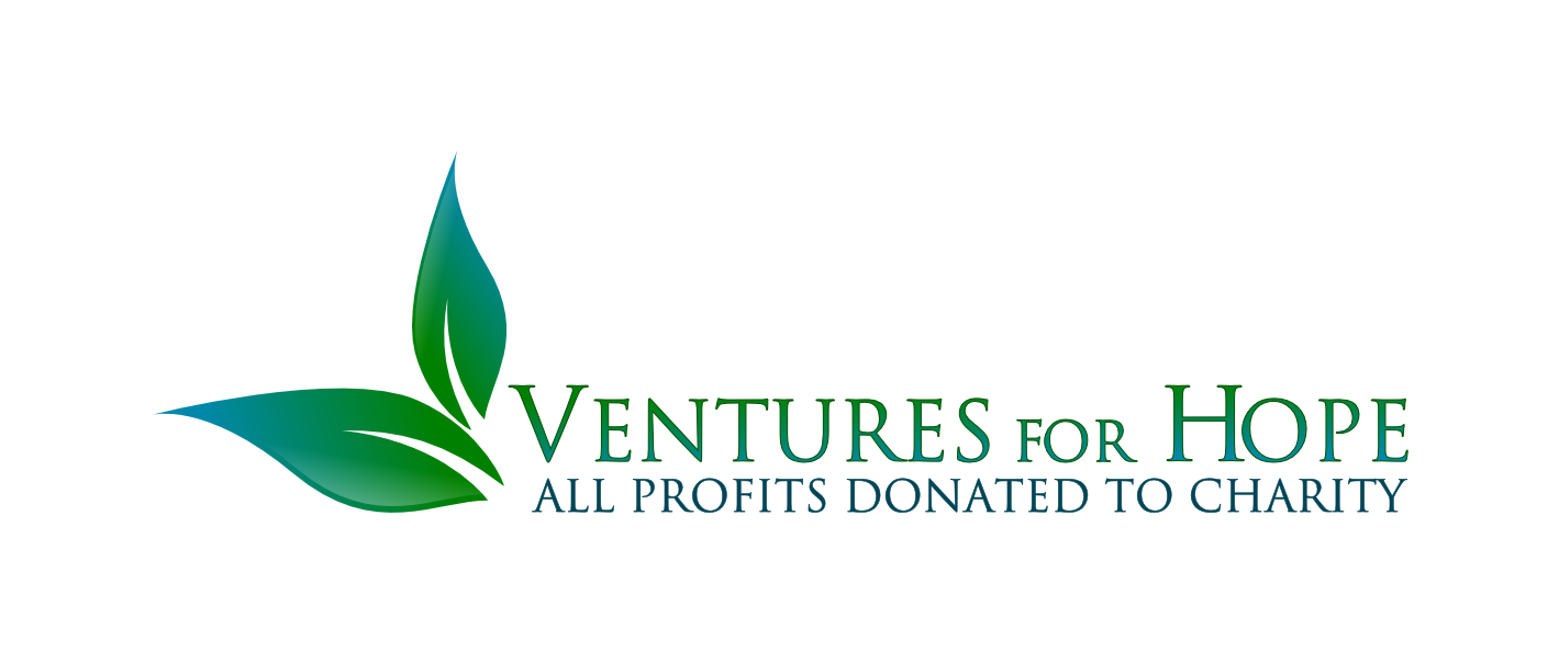 Ventures for Hope needs a new logo and business card